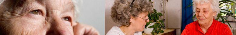 Service d'aide aux personnes âgées