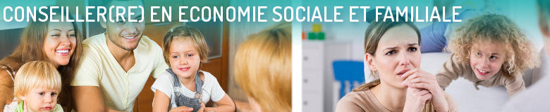 Conseiller en économie sociale et familiale - LAVAL