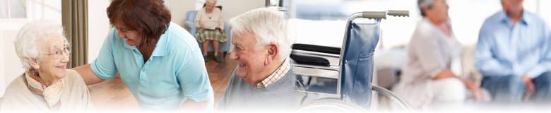 Centre de jour pour personnes âgées