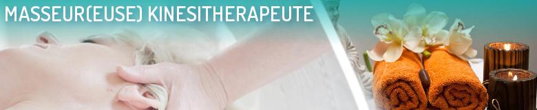Masseur-kinésithérapeute - LA TRONCHE