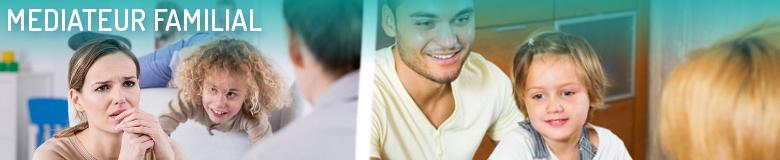 Annuaire des formations pour le métier Médiateur familial