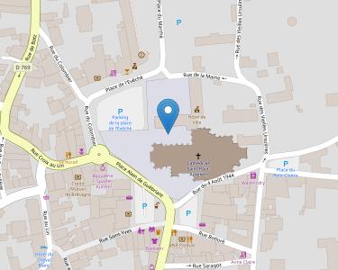 Adresse ADMR DE ST POL DE LEON