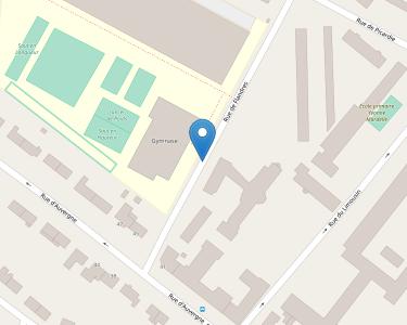 Adresse CENTRE DEPARTEMENTAL DE L'ENFANCE