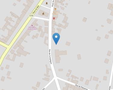 Adresse Caf de l'Oise - MSAP de Ressons-sur-Matz