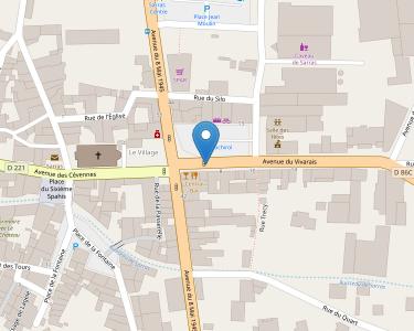 Adresse Caf de l'Ardèche - Point relais de Sarras