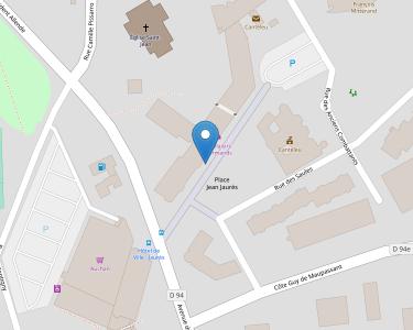 Adresse Caf de Seine-Maritime - Point relais de Canteleu