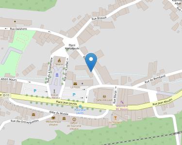 Adresse Caf de l'Aeyron - Point relais d'Aubin