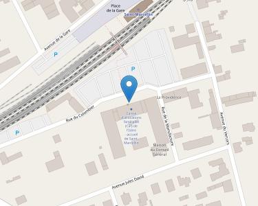 Adresse Caf de l'Isère - Point relais de Saint-Marcellin