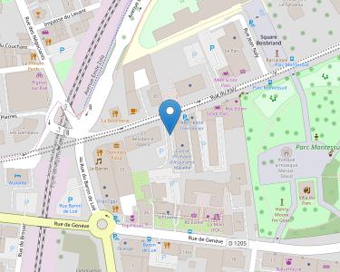 Adresse CPAM de Haute-Saoie - accueil d'Annemasse