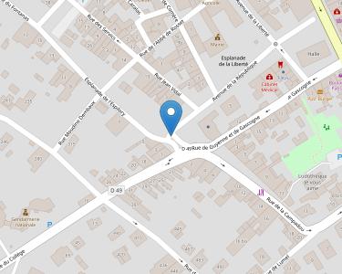 Adresse CPAM du Tarn-et-Garonne - accueil de Grisolles