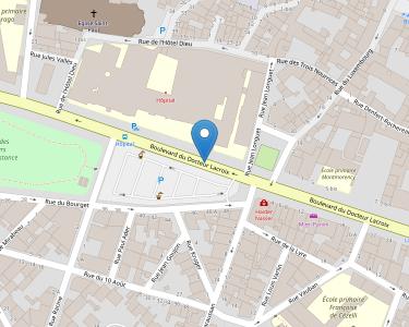 Adresse CENTRE HOSPITALIER DE NARBONNE