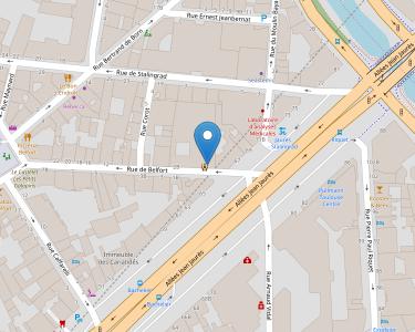 Adresse CCAS DE TOULOUSE