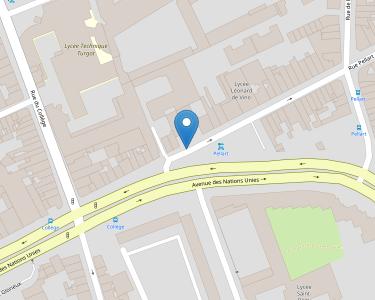 Adresse CCAS DE ROUBAIX