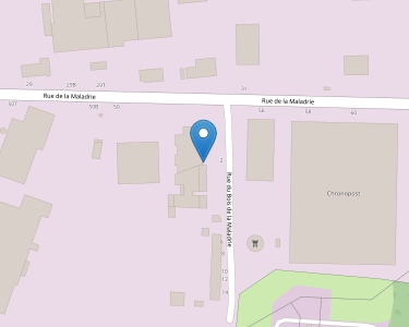 Adresse CA DE L'ESAT DEPARTEMENTAL