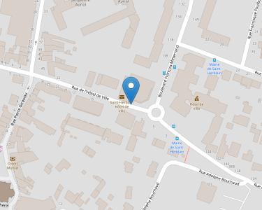 Adresse CCAS DE ST HERBLAIN