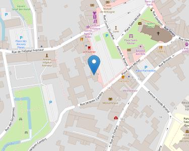 Adresse CCAS DE QUIMPERLE