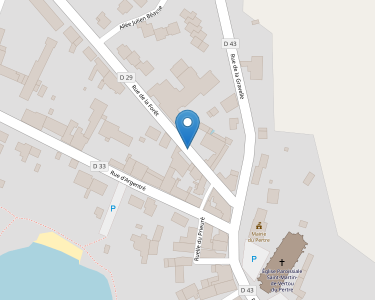 Adresse E.H.P.A.D. SAINT-JOSEPH