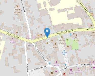 Adresse CCAS DE BAIN DE BRETAGNE