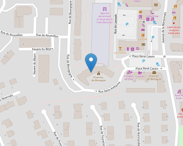 Adresse CCAS DE CHARTRES DE BRETAGNE