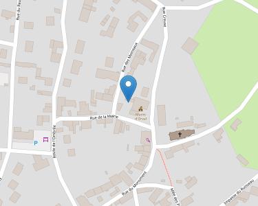 Adresse CCAS DE ORVAL