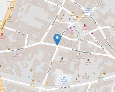 Adresse CCAS DE ST AMAND MONTROND
