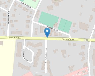Adresse CH DE CHATILLON-SUR-INDRE