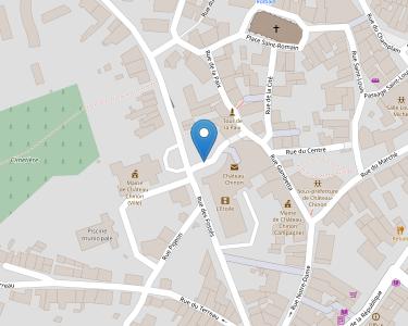Adresse COMMUNE DE CHATEAU-CHINON