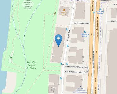 Adresse MDPH 69 - Rhône