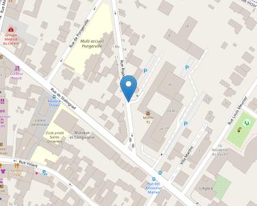 Adresse MDPH 92 - Hauts-de-Seine