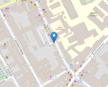 Adresse OEUVRES HOSPITALIERES ORDRE DE MALTE
