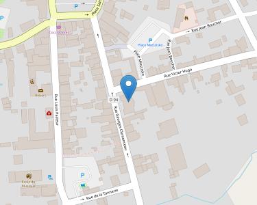 Adresse Caf de Loire-Atlantique - Point relais de Retiers