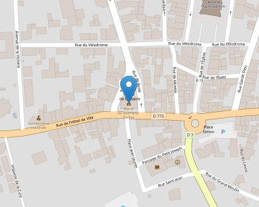 Adresse Caf de Loire-Atlantique - Point relais de Guémené-Penfao
