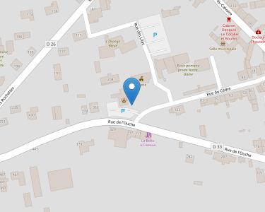 Adresse Caf de Loire-Atlantique - MSAP de Riaillé