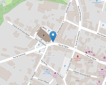 Adresse Caf de Loire-Atlantique - Point relais de Saenay
