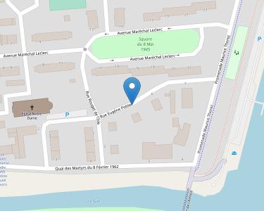 Adresse Caf du Rhône - Point relais de Giors