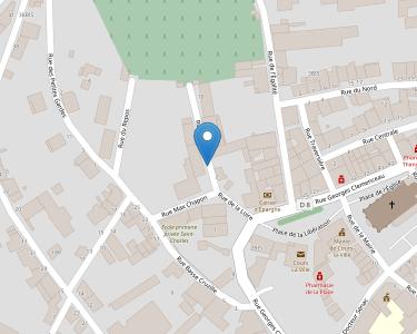 Adresse Caf du Rhône - Point relais de Cours-la-Ville