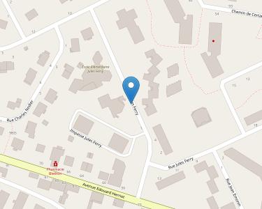 Adresse Caf du Jura - Point relais de Champagnole