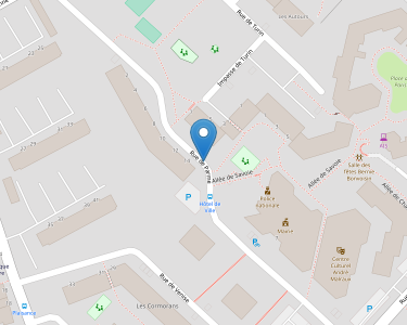 Adresse Caf de Meurthe-et-Moselle - Point relais de Vandoeure-lès-Nancy