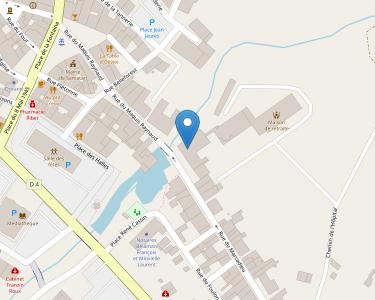 Adresse Caf du Gers - MSAP de Samatan