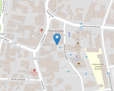 Adresse Caf du Doubs - Point relais d'Audincourt