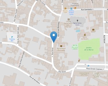 Adresse Caf de Charente-Maritime - Accueil de Marans