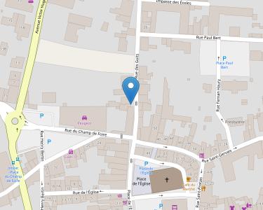 Adresse Caf de Charente-Maritime - Accueil de Jonzac