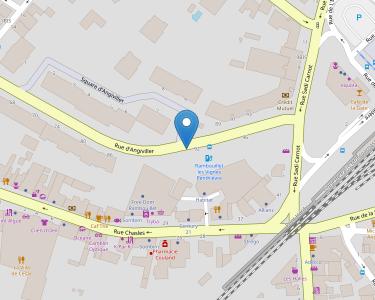Adresse Caf des Yelines - Point relais de Rambouillet