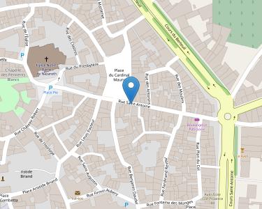 Adresse Caf du Vaucluse - MSAP de Valréas
