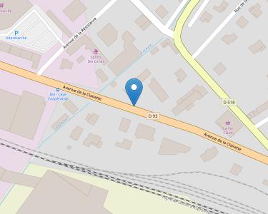 Adresse Caf de Drôme - Point relais de Die