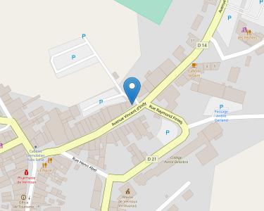 Adresse Caf de l'Ardèche - Point relais de Vernoux
