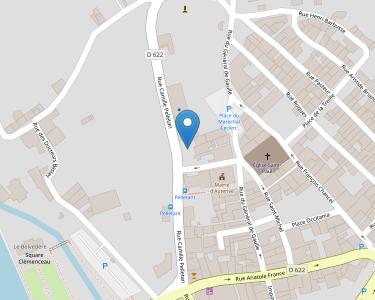 Adresse Caf de Haute-Garonne - Point relais d'Auterie