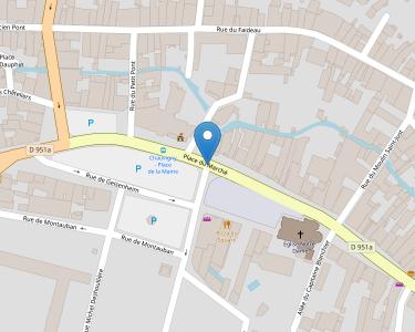 Adresse Caf de Vienne -MSAP de Couhé