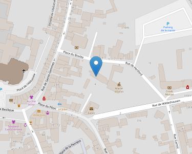 Adresse Caf de Mayenne - MSAP d'Éron