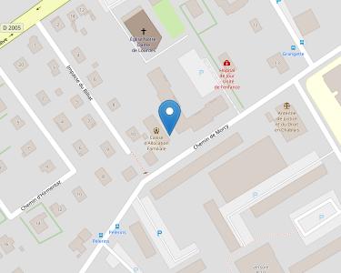 Adresse Caf de Haute-Saoie - Accueil de Thonon-les-Bains